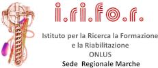 Logo i.ri.fo.r Marche